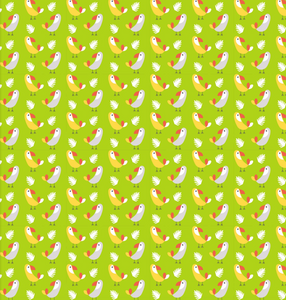 Tropical Birds in Lime, Stay Wild Collection for 3 Wishes Fabric, Weave and Woven
