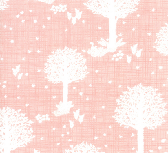 Wonder Forest in Blossom for Moda Fabric | Weave and Woven