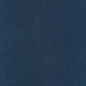 bfb5e3ef90f Navy Heather Luguna Jersey Knit for Robert Kaufman Fabric | Weave and Woven