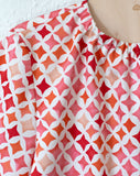 Sunset Stars ~ Cotton Sateen ~ Organic, Cotton Sateen, Cloud 9 - Weave & Woven