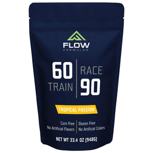 Flow Formulas Endurance Drink Mix Bag