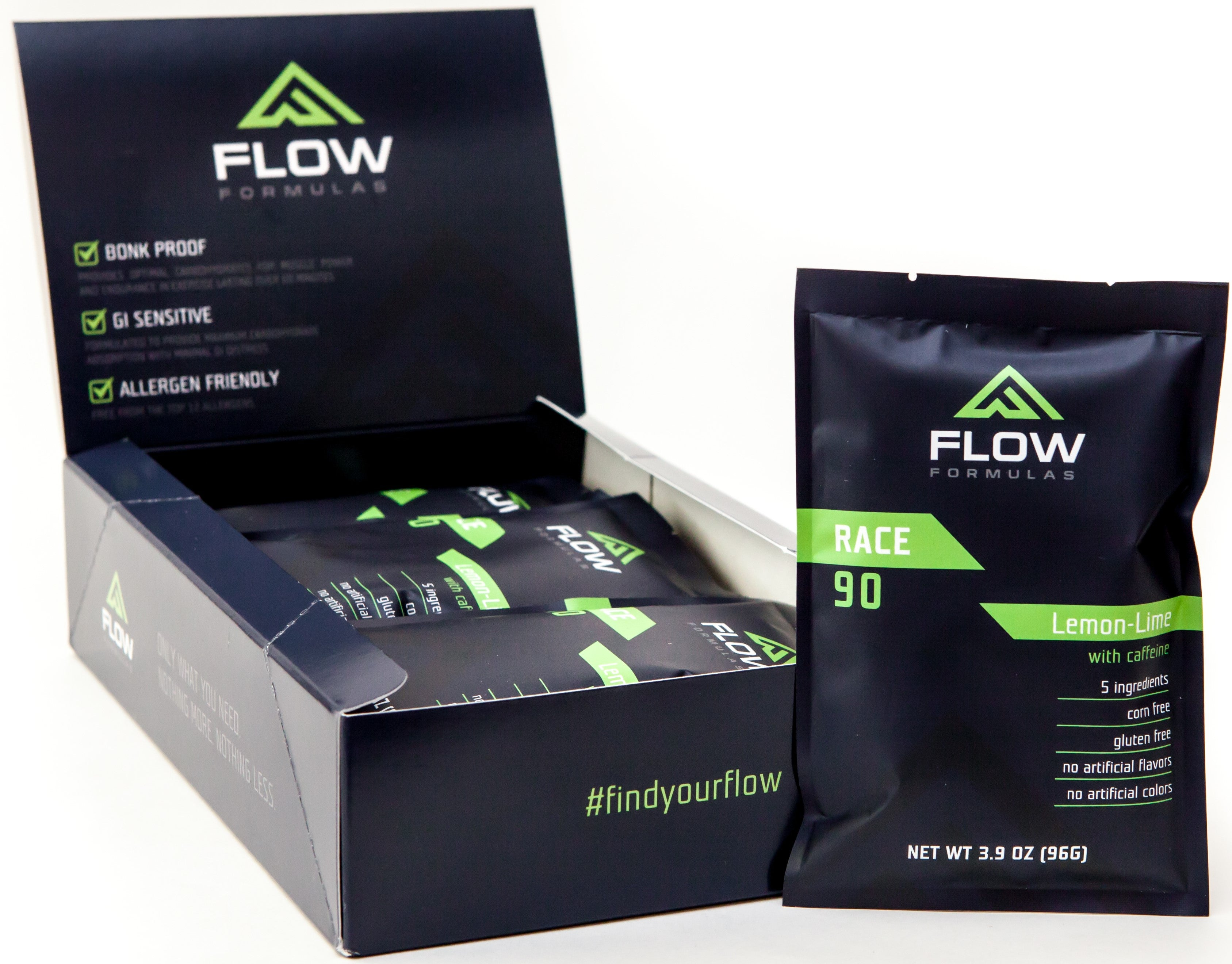 Box of Flow Formulas Packets