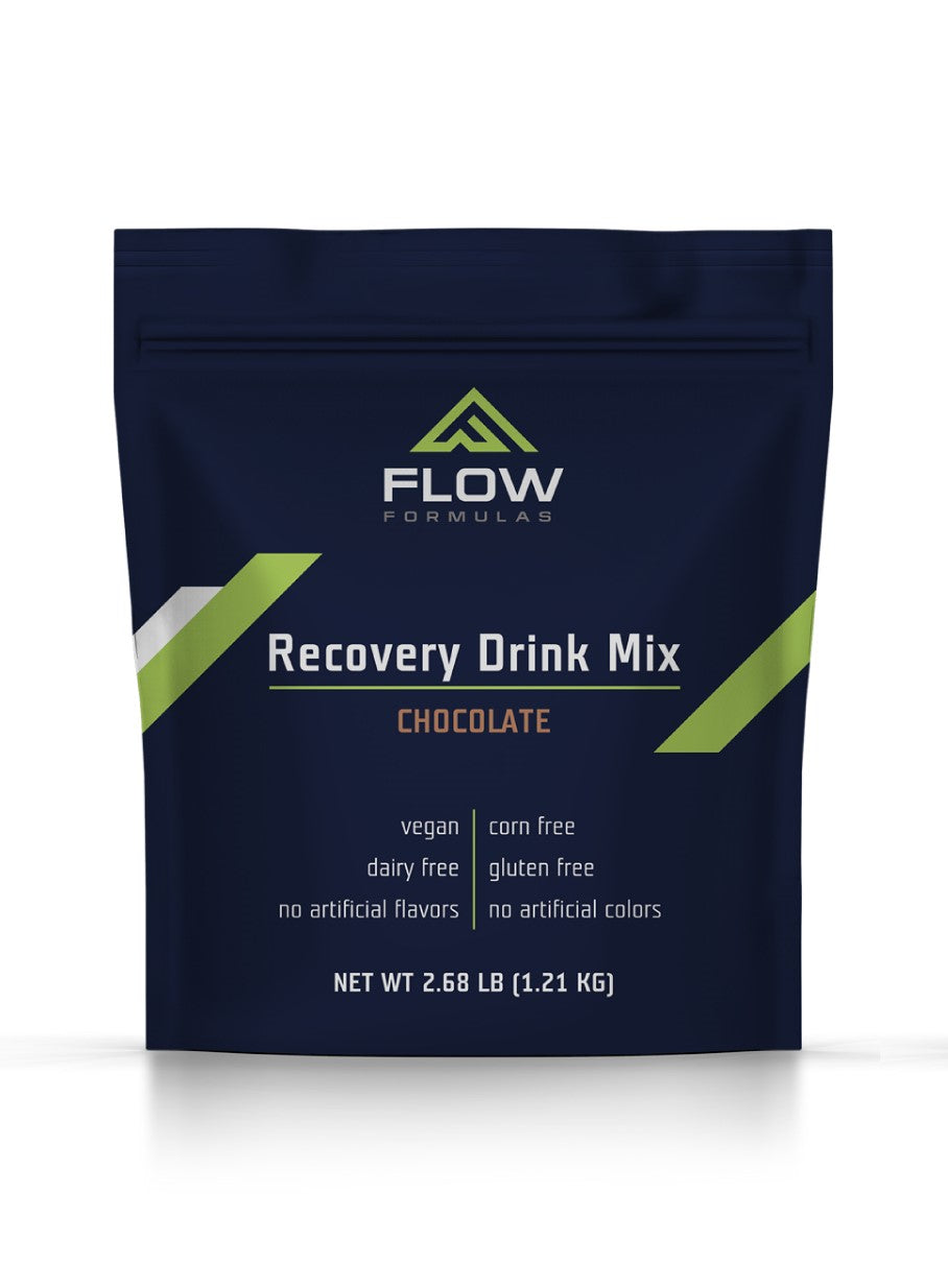 Flow Formulas Recovery Drink Mix Bag