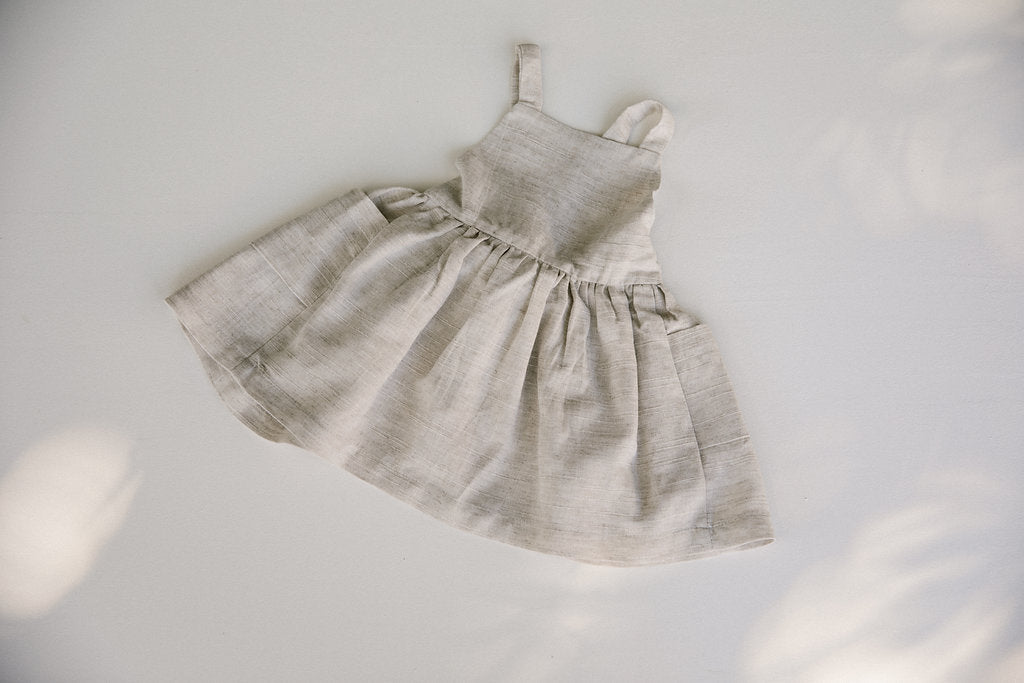 BREEZE DRESS - OAT