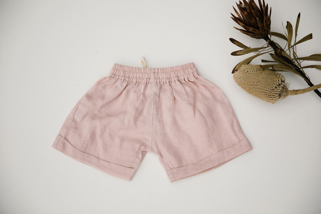 OSCAR SHORT - BLUSH
