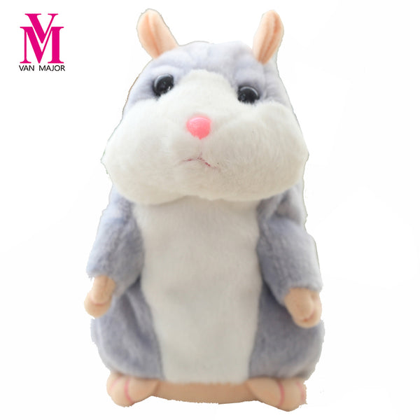 Talking Recording Hamster Toy