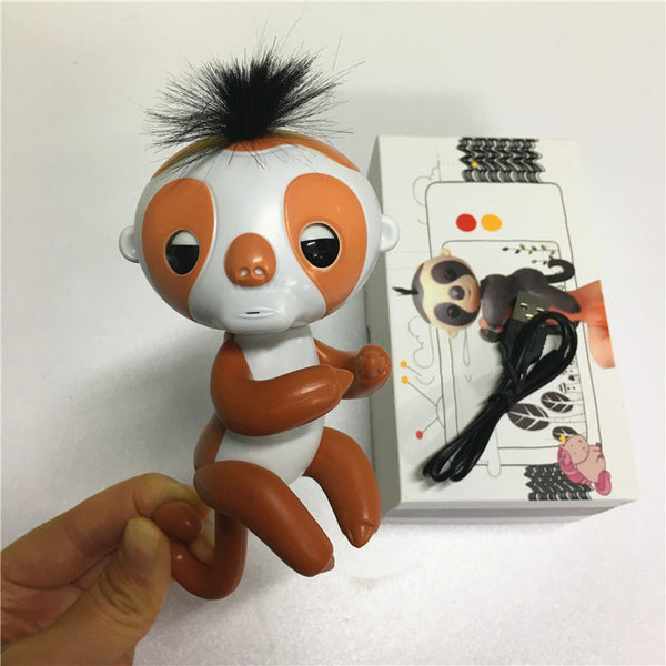 Interactive Sloth toy - it talks back!
