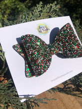 Holiday Glitter Bow