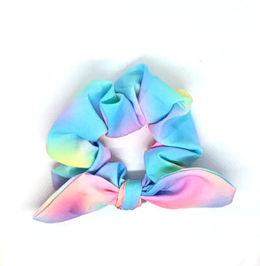 Scrunchie - Pastel Rainbow