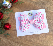 Christmas Elf Bow