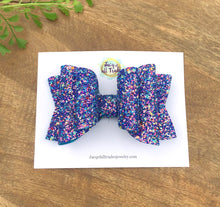 Glow in the Dark Paisleigh Bow