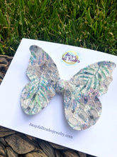 Lace Butterfly Bow