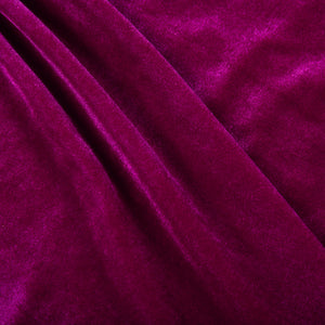 Hot Sale Women Sexy Pure Color Deep V Collar Suede Sling Dress Purple