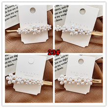 Hot Sale Girls Women Chic Pearl Pearl Hairpin Set