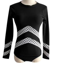 Sexy hot selling women's swimsuit hot spring diving long-sleeve swimsuit