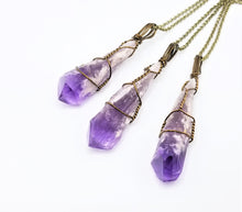 Brazilian Amethyst Necklace