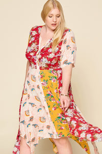Taking Chances Button Down Maxi Dress - Adventurista Boutique