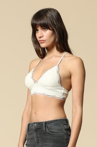Beige Padded Bralette - Adventurista Boutique