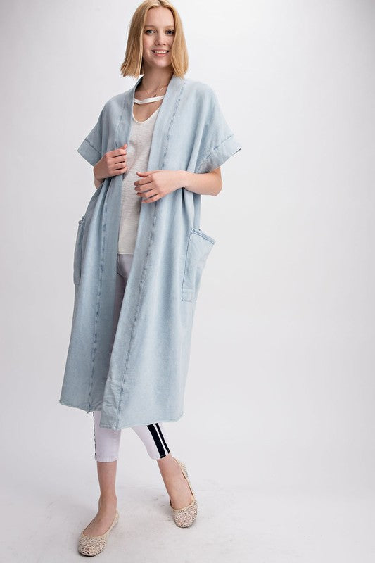 Melody Maxi Cardigan - Adventurista Boutique