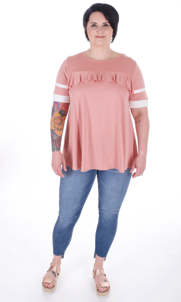 Nursing Friendly Top - Adventurista Boutique
