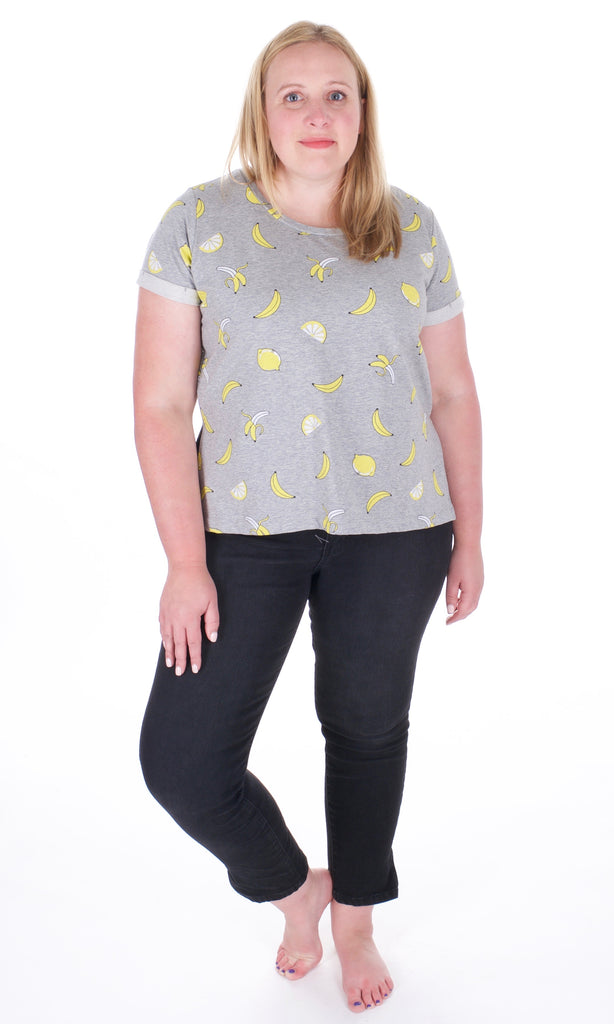 This Shirt Is B-A-N-A-N-A-S (And Lemons) - Adventurista Boutique