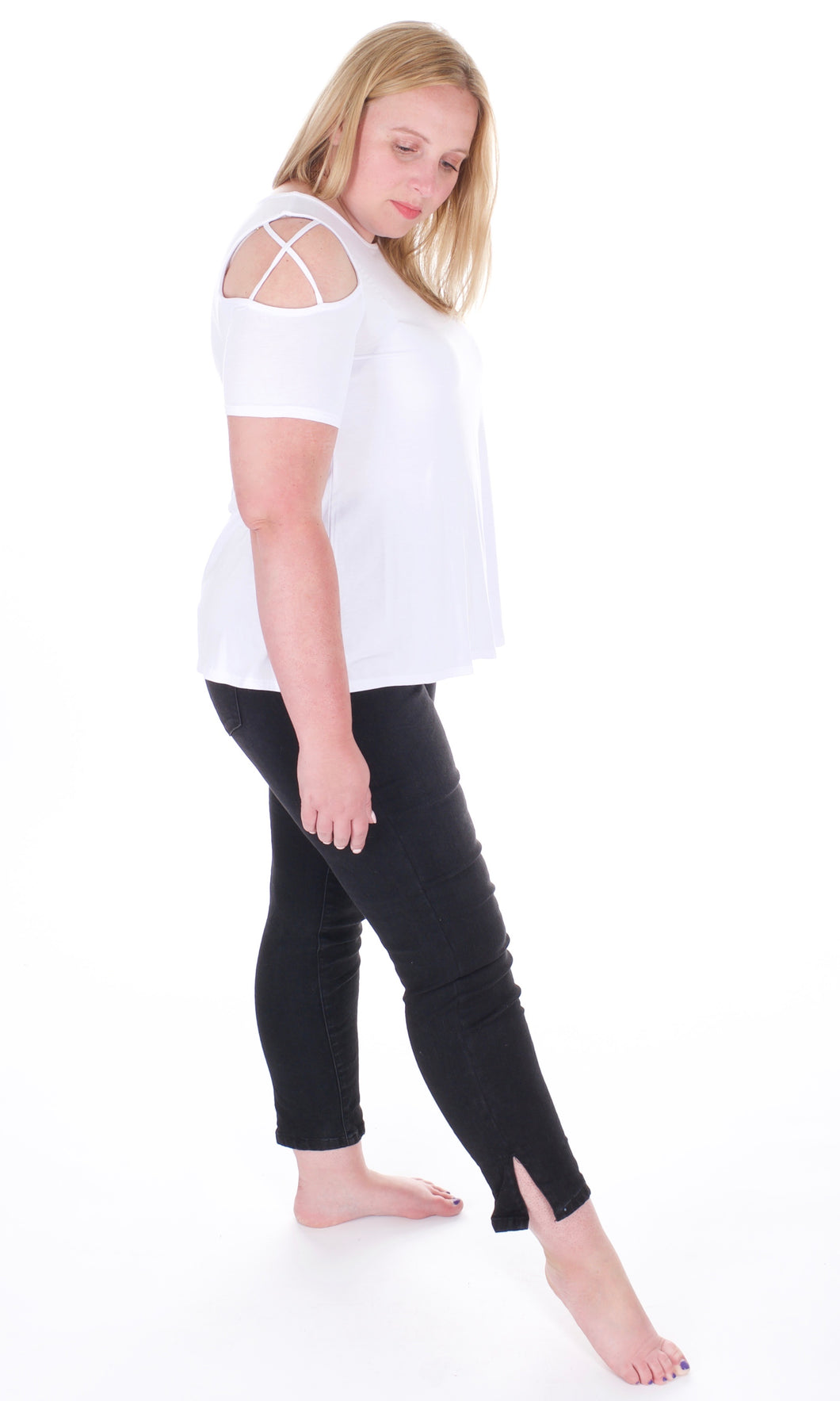 Black High Waisted Jeans - Adventurista Boutique