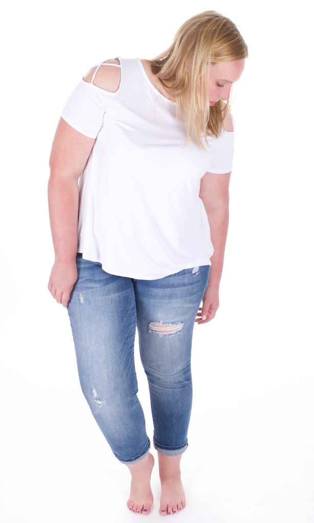 Boyfriend Jeans - Adventurista Boutique