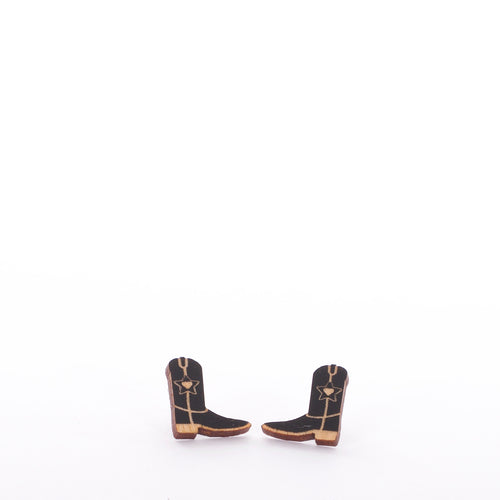 Boot Earrings - Adventurista Boutique