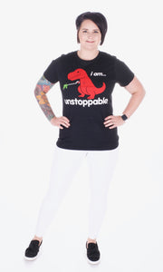 Unstoppable Tee - Adventurista Boutique