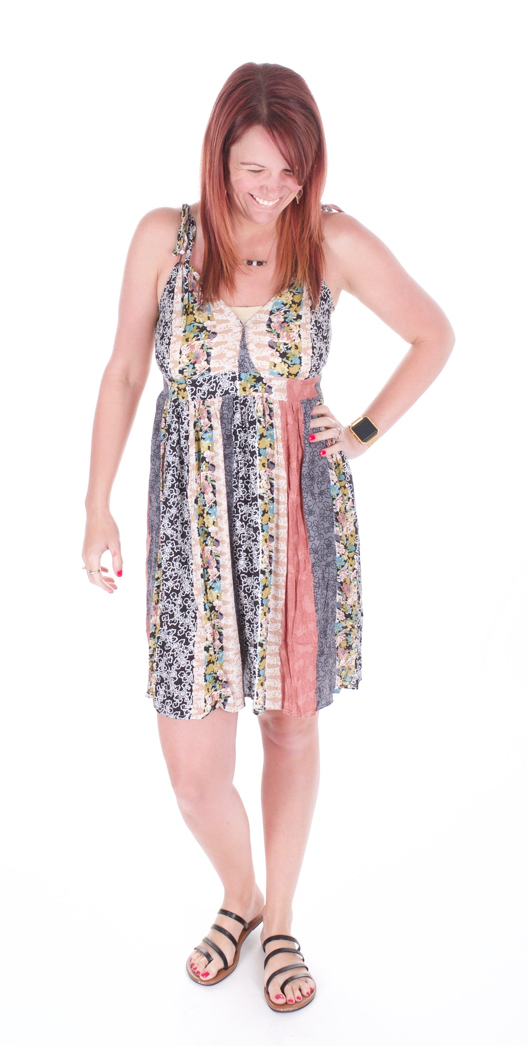 Summer Festival Dress - Adventurista Boutique