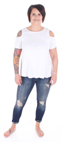 Dark Distressed Jeans - Adventurista Boutique