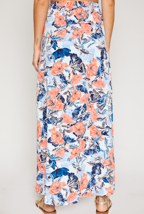 Hothouse Maxi Skirt - Adventurista Boutique