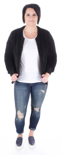Fleece Jacket - Adventurista Boutique