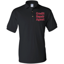 I Fix Credit Polo Advertise! Advertise! Advertise! You need this polo shirt for your next outing. BuyCalvin.com