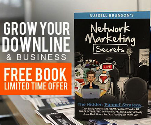 Network Marketing Secrets (Free)