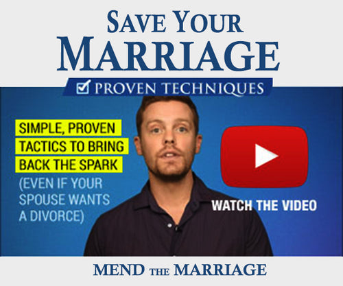 Make your spouse stay with you even if they want to leave. Watch FREE video.