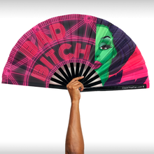 Good Witch/Bad Bitch Double Sided Clack Fan™