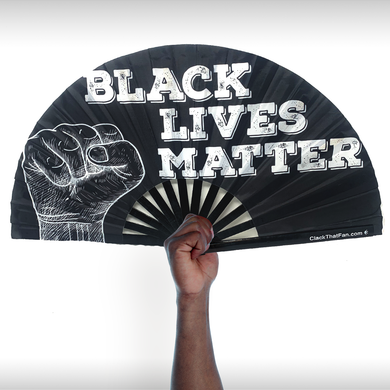 Black Lives Matter Clack Fan™