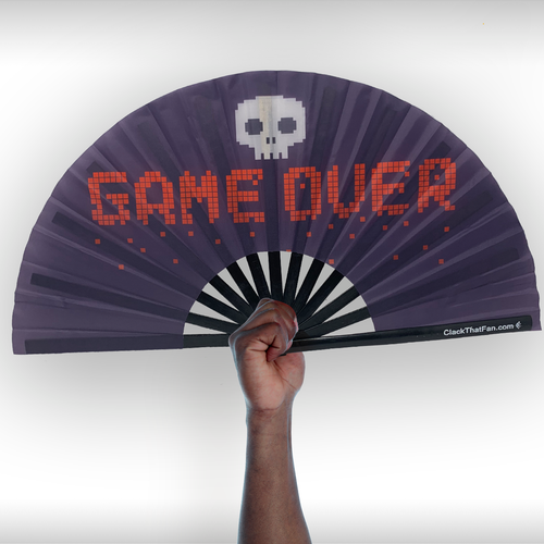 Game Over Clack Fan™
