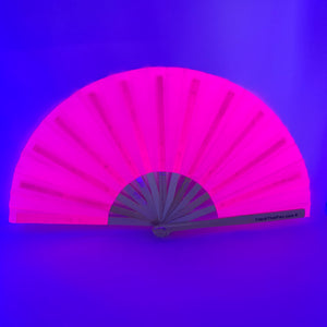 UV Solid Pink Fan™