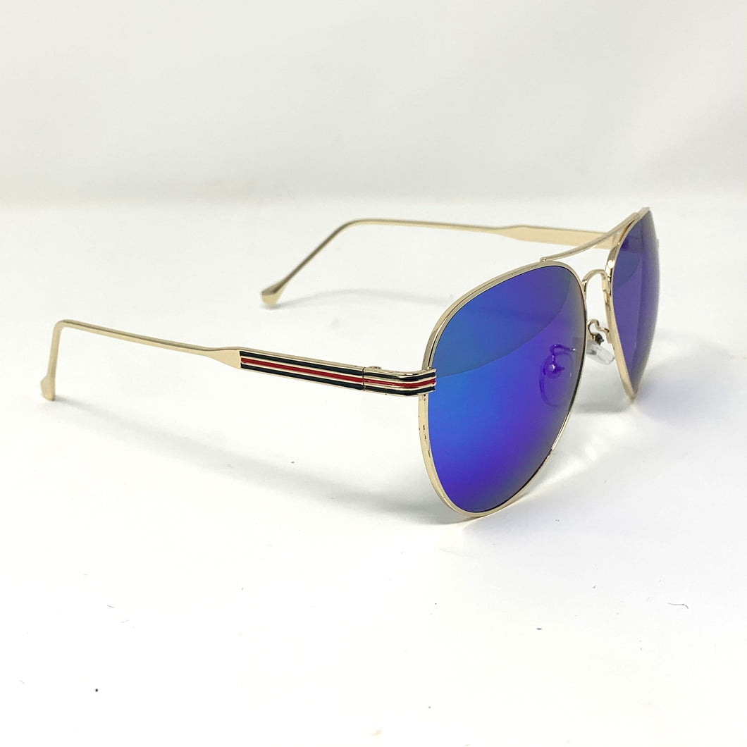 Shane Sunglasses - Blue