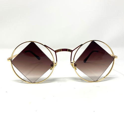 Austin Sunglasses - Brown