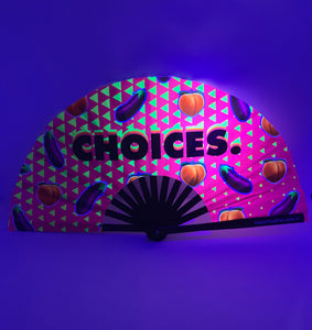UV Choices Clack Fan™