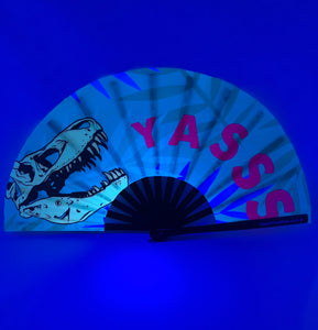 UV T-Rex Yas Clack Fan™