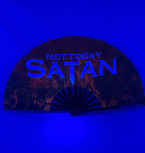UV Not Today Satan Clack Fan™