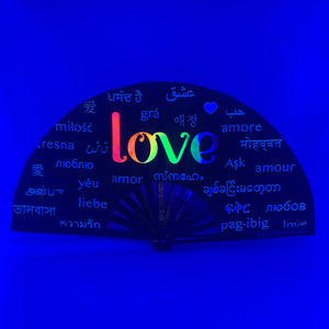 UV Love Clack Fan™
