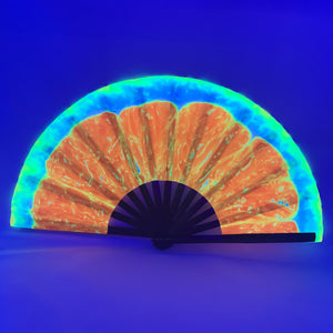 UV Orange Slice Fan™