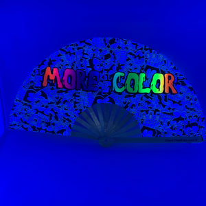 UV More Color Clack Fan™