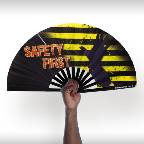 Safety First Clack Fan™