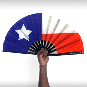 Texas Flag Clack Fan™